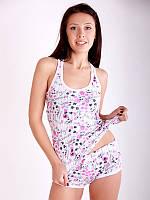Комплект майка + шорты Turteks T1000-20