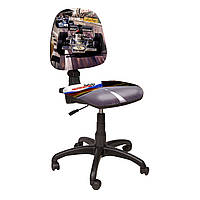 Кресло Престиж LB дизайн Гонки № 1 (АМФ-ТМ)