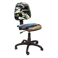 Кресло Престиж LB дизайн Гонки № 2 (АМФ-ТМ)