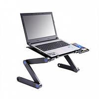 Столик для ноутбука Laptop Table T8, фото 1