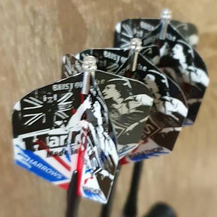 Колпачки для оперений дротиков дартс, фото 2