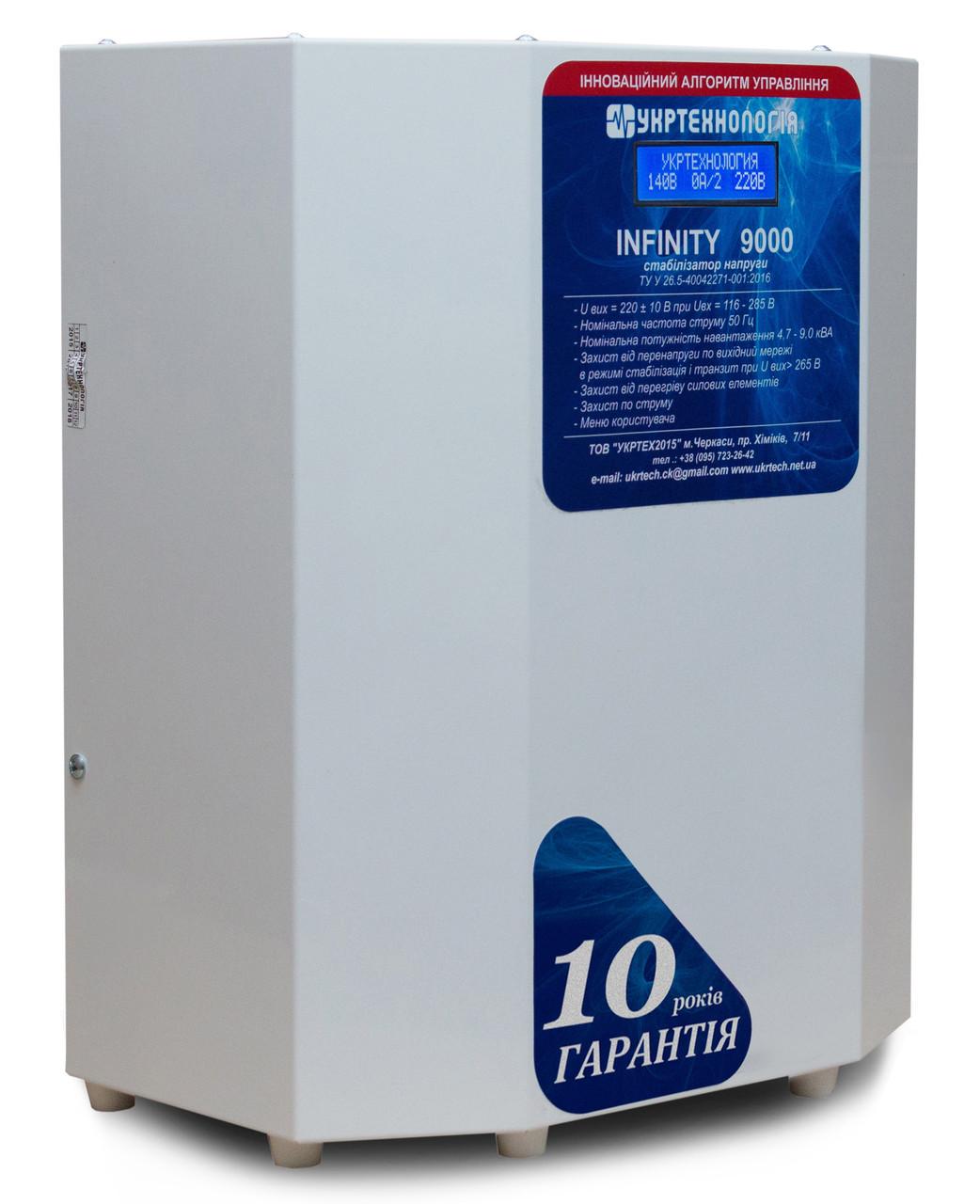 Укртехнология НСН-9000 Infinity