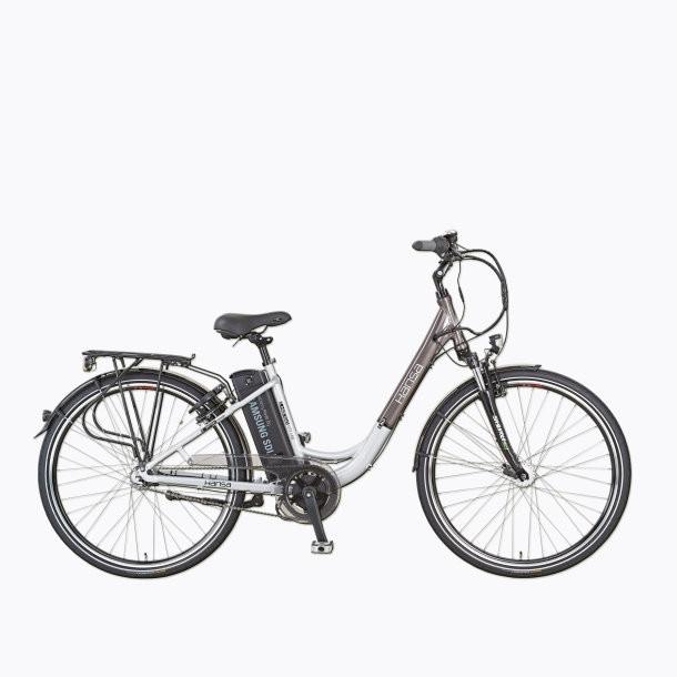 Электровелосипед Hansa E-Bike