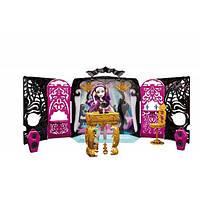 Кукла Monster High Зал для вечеринки и Спектра - Party Lounge & Spectra Vondergeist 13 Wishes
