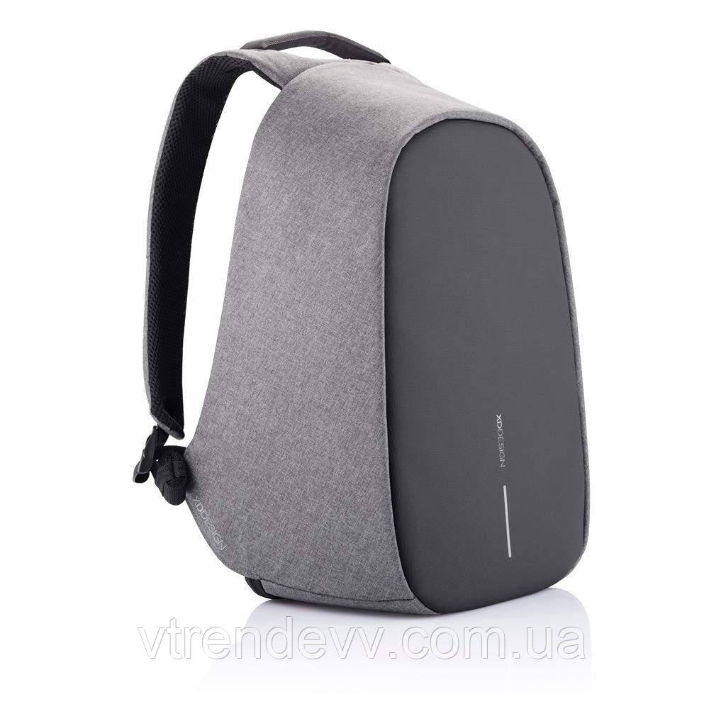Рюкзак антивор XD Design Bobby Pro Original Серый