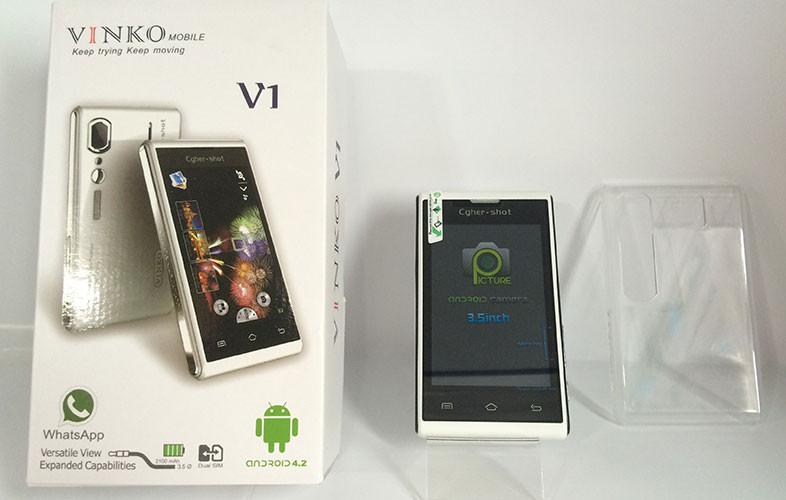 Моб. Телефон V1 Andr. 1н (50)