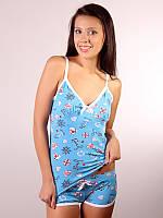 Комплект майка + шорты Turteks T3121-07