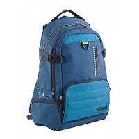 Рюкзак подростковый Yes T-35 Carter 49х33х145см 553169 синий