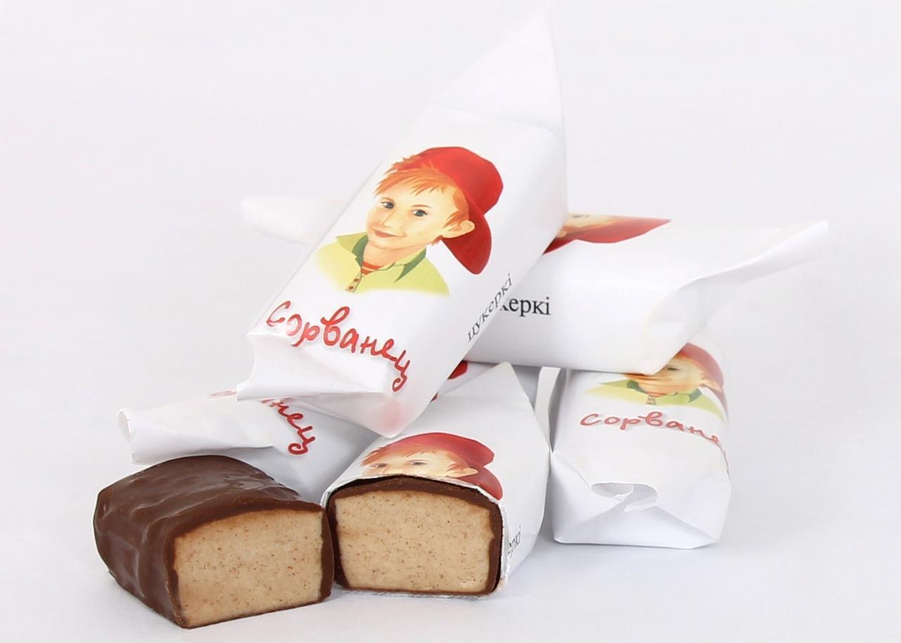 Конфеты Сорванец 1 кг. ТМ Коммунарка