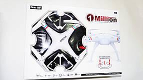 Квадрокоптер 1million без камери