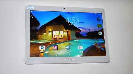 "10,1"" Планшет-телефон Samsung Galaxy Tab 2Sim - 8Ядер+4GB Ram+32Gb ROM+GPS Silver, фото 2"