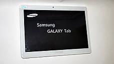 "10,1"" Планшет-телефон Samsung Galaxy Tab 2Sim - 8Ядер+4GB Ram+32Gb ROM+GPS Silver, фото 3"