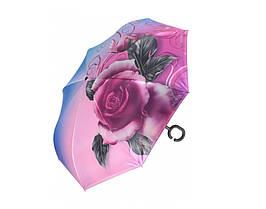 Зонт наоборот Dolphin умный зонт-трость атласный