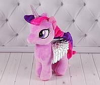 """Мягкая игрушка Пони, плюшевая лошадка, """"My Little Pony"""", """"Май Литл Пони"""", музыкальная игрушка"""