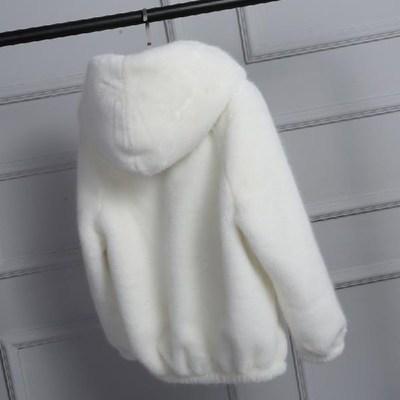 Женская коротка шубка искусственный мех