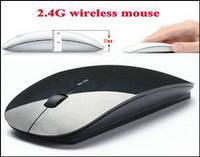 Ультратонкие беспроводные мышки USB «Ultraslim»