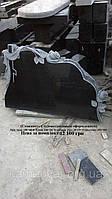 Памятник двойной гранитный