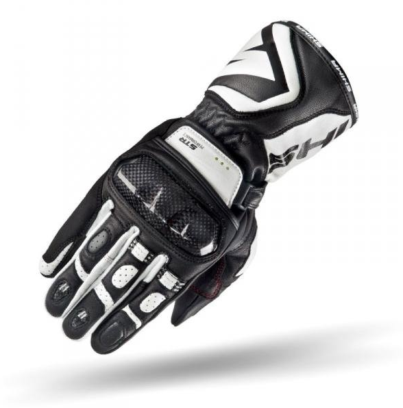 Мотоперчатки Shima STR (White)