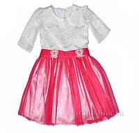 Платье для девочки Деньчик 7106 92