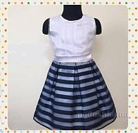 Платье для девочки Принцесса Деньчик 7075 98