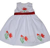 Платье для девочки Лилия Деньчик 1050 128