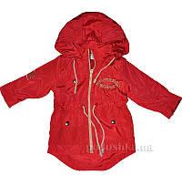 Куртка-парка для мальчика Богдан Деньчик 7041 92