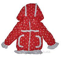 Куртка-ветровка для девочки Марта Деньчик 7036 92