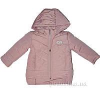 Куртка для девочки Лиза Деньчик 8037 116