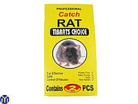 Клеевая ловушка RAT Tibrats Choice 2шт/уп. 28х14см