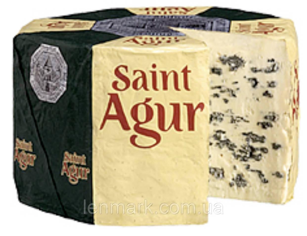Сыр с плесенью Saint Agur