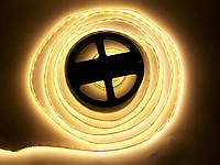 Светодиодная лента SMD 3014 240 LED/m IP20 Warm White Самая Яркая , фото 1