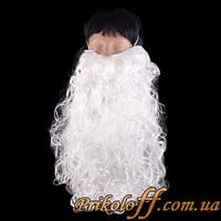 Борода Деда Мороза, 50 см