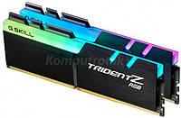 G.SKILL Trident Z RGB 16GB [2x8GB 2400MHz DDR4 CL16 1.35V DIMM]