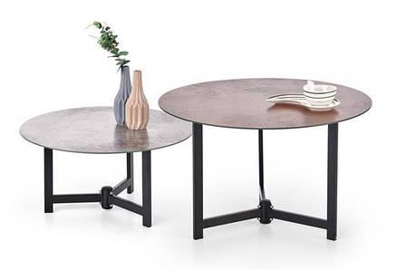 Журнальный стол TWINS (комплект)  (Halmar), фото 2