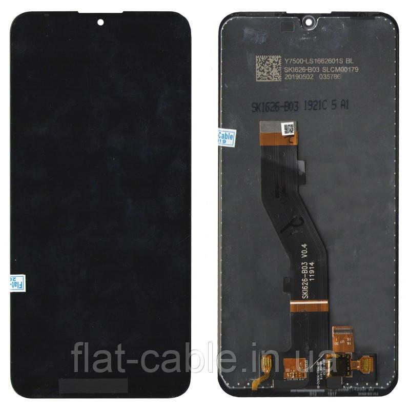 Дисплей + сенсор Nokia 3.2 Чорний Оригінал