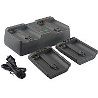ALLBATTERY Dual Charger DC-LCD Dual charger For EN-EL4 / EL18 /LP-E4