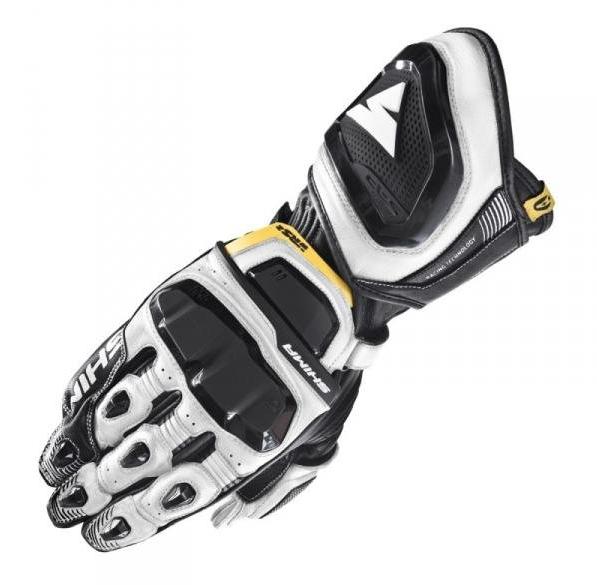 Мотоперчатки Shima VRS-2 (White)
