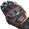 Мотоперчатки Shima VRS-2 (White), фото 5