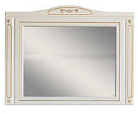 Зеркало Атолл Верона 120 (дорато), 1224х30х970 мм