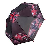 Детский механический зонтик-трость Max Тачки + Свисток