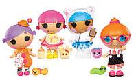 Кукла Малышка Lalaloopsy c аксессуарами (Лалалупси): 6 видов