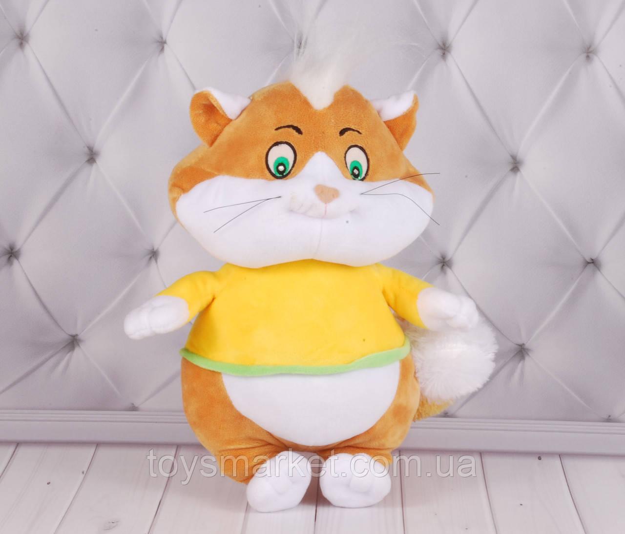 """М'яка іграшка кіт Пончик, Фрикаделька """"44 кота"""", плюшевий кіт, """"44 кошеня"""""""