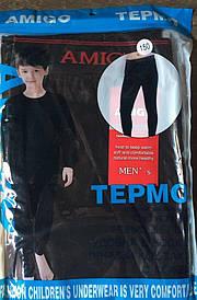"""Термоштаны начесом подросток """"Amigo"""" размер 140,150,160 (рост ребенка) (от 3 шт)"""