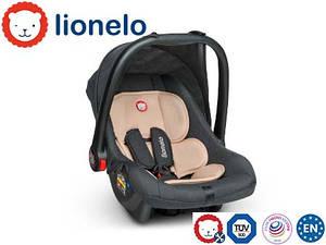 Детское автокресло Автолюлька Lionelo Noa Plus (0-13 кг) Sand Польша