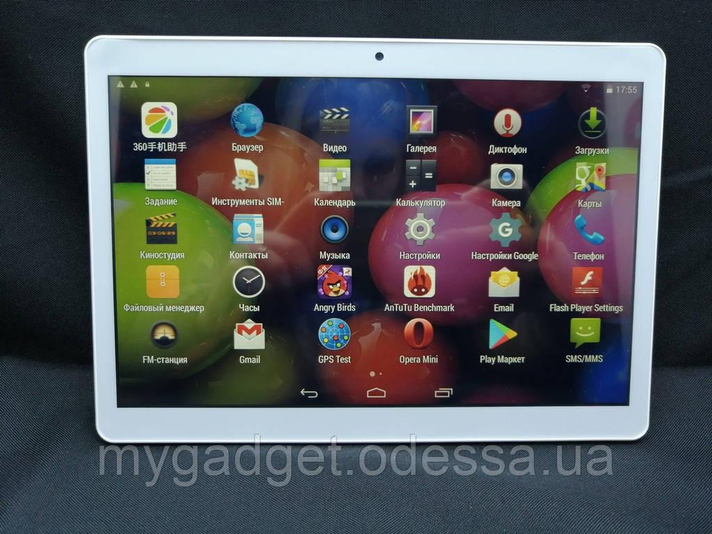 Планшет Samsung Tab 10 /12GB/Android 5.1/4 ЯДРА! Розовый