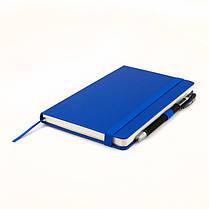 Еженедельник 2020 Axent Partner Strong 8505-20-38-A, 125*195мм, синий, фото 2