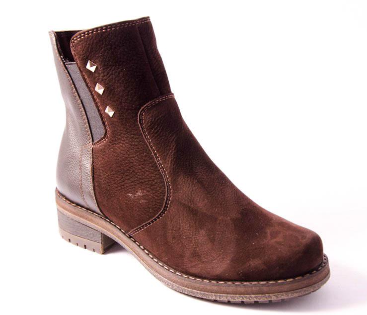 Ботинки женские коричневые Romani 5151716/2 р.36-41