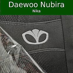 Чехлы на сиденья Daewoo Nubira (Nika)
