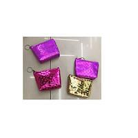 """Детский кошелек на молнии """"Звезды"""" размер 11х8,5см, разные цвета, полиэстер, кошелек, кошелек детский, детский кошелек для девочки, косметичка"""