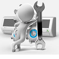 Монтаж, ремонт, сервисное обслуживание бытовых и промышленных кондиционеров.